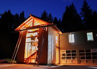 Ruben van Wijngaarden - 100 fold studio - hospitality YWAM montana 05