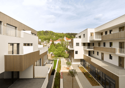 Living at the Altmühl