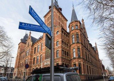 Ooglijdersgasthuis, Utrecht