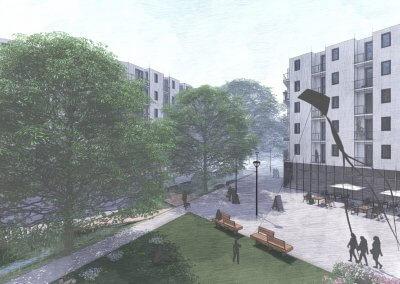 Masterplan Smeetsland Rotterdam