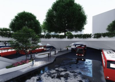 Design Climate Robust Busterminal Eindhoven